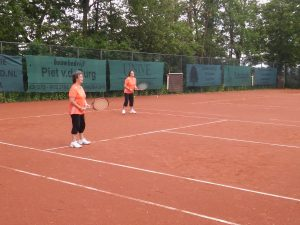 tennis competitie 1